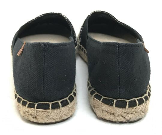 Sperry Top-Sider Comfort Loafer Espadrille Black Flats Image 3