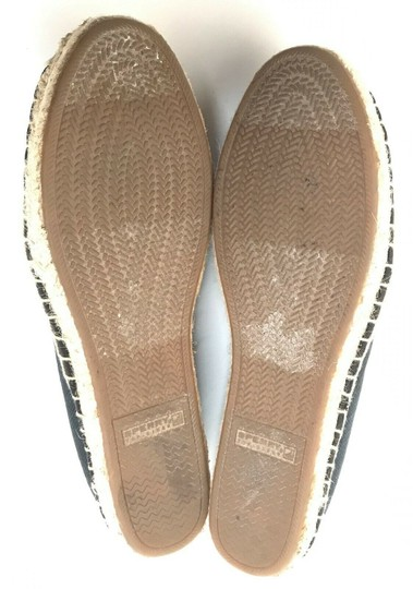 Sperry Top-Sider Comfort Loafer Espadrille Black Flats Image 4