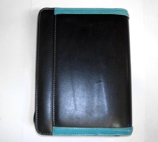 Franklin Covey 365 Faux Leather Croc Compact Ziparound Planner Binder Agenda Image 2