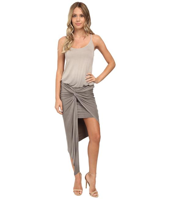 Preload https://img-static.tradesy.com/item/26331082/young-fabulous-and-broke-gray-twist-ombre-kulani-sleeveless-high-low-asymmetric-mid-length-night-out-0-0-650-650.jpg