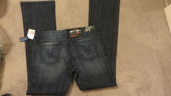 YMI Jeans Size 30 New Boot Cut Jeans-Dark Rinse Image 2
