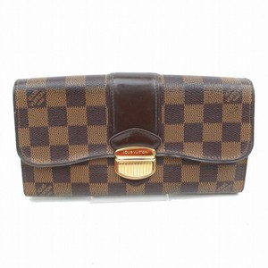 Louis Vuitton Louis Vuitton Damier Wallet Sistina