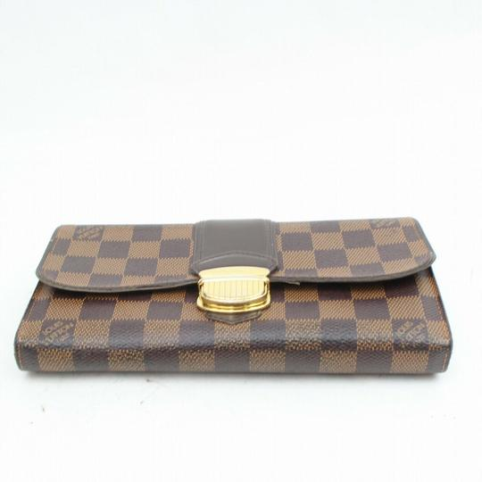 Louis Vuitton Louis Vuitton Damier Wallet Sistina Image 3