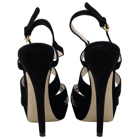 Miu Miu black Sandals Image 3