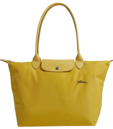 Preload https://img-static.tradesy.com/item/26331207/longchamp-club-le-pliage-large-yellow-canvas-tote-0-10-540-540.jpg
