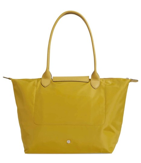 Longchamp Tote in yellow Image 1