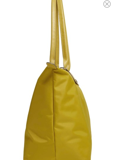 Longchamp Tote in yellow Image 2