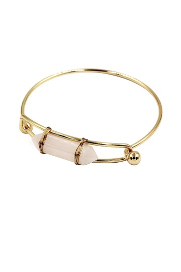Preload https://img-static.tradesy.com/item/26331262/pink-crystal-golden-bracelet-0-0-540-540.jpg