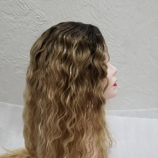 Other Curly Wave Long Wig Image 5