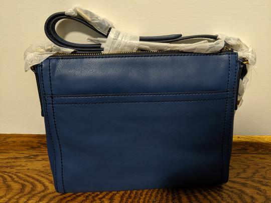 Fossil Vintage Leather Cross Body Bag Image 5