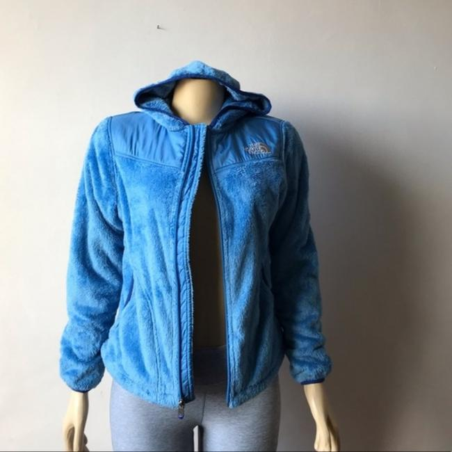 The North Face Blue Jacket Image 3