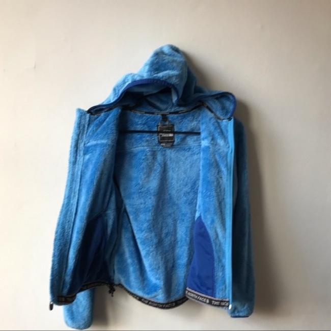 The North Face Blue Jacket Image 4