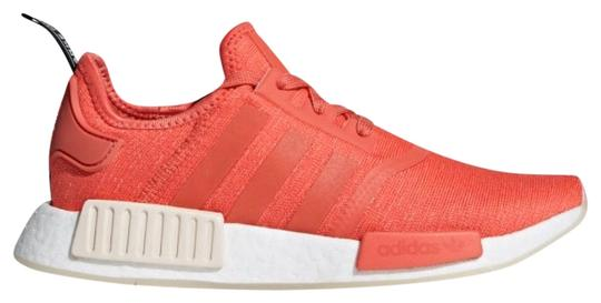 Adidas NMD-R1 red Athletic Image 0