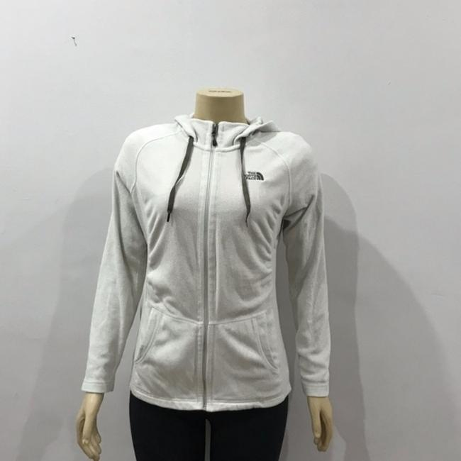 The North Face White Jacket Image 1