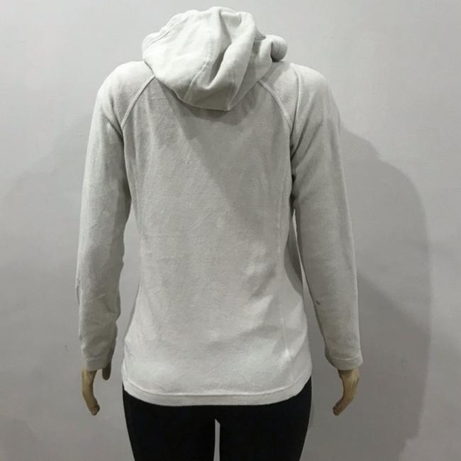 The North Face White Jacket Image 2