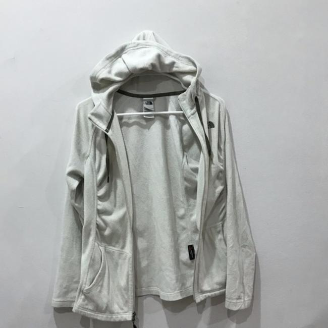 The North Face White Jacket Image 4