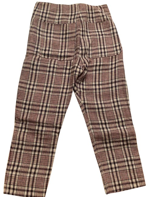 Item - Brown Capris Size 6 (S, 28)