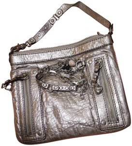 Juicy Couture Wristlet in silver