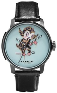 Coach Leather Strap Buster Le Fauve Limited Edition 14602052