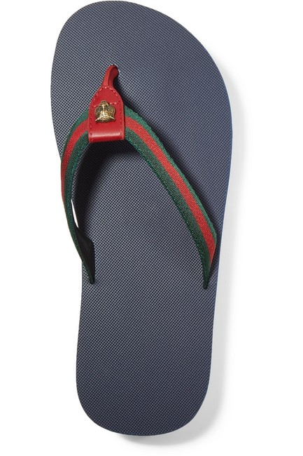 Gucci Flip Flops - Up to 70% off at Tradesy