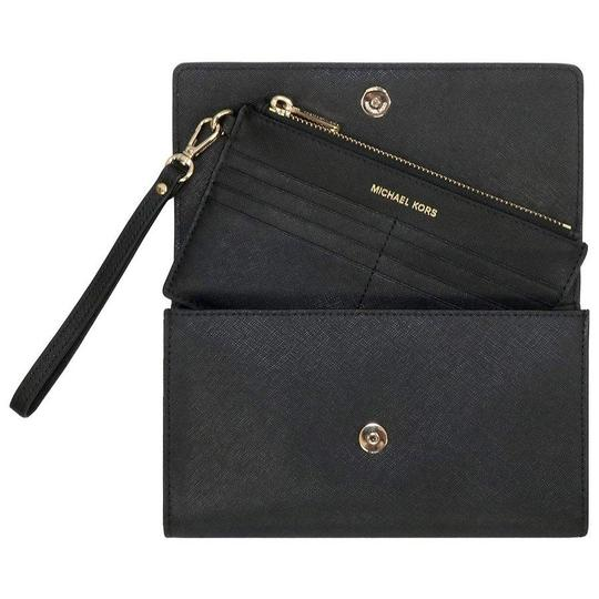 Michael Kors Black Clutch Image 2
