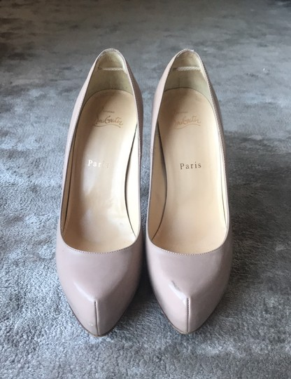 Christian Louboutin Nude Pumps Image 0