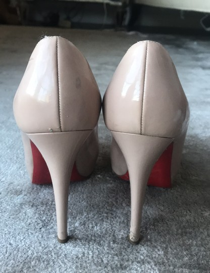 Christian Louboutin Nude Pumps Image 2