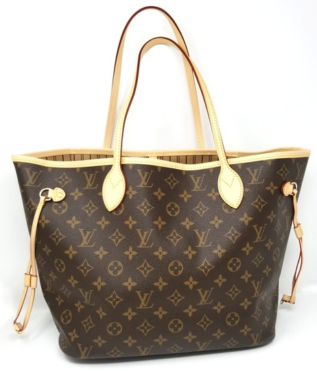 Louis Vuitton Neverfull Monogram Lv 2019 Tote in brown, Image 1