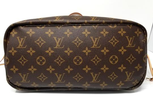 Louis Vuitton Neverfull Monogram Lv 2019 Tote in brown, Image 7