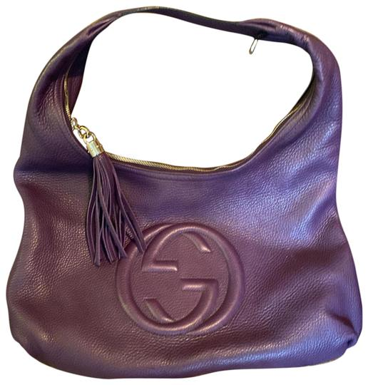 Preload https://img-static.tradesy.com/item/26334260/gucci-soho-new-with-tags-purple-leather-hobo-bag-0-1-540-540.jpg