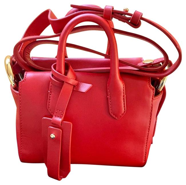 Item - Shoulder Red Cross Body Bag