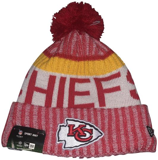 New Era Kansas City Chiefs Sport Knit Image 0