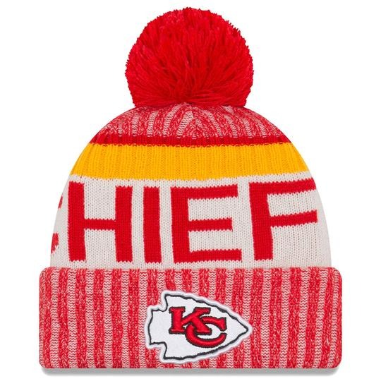 New Era Kansas City Chiefs Sport Knit Image 3