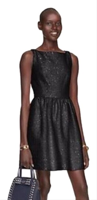 Preload https://item1.tradesy.com/images/kate-spade-black-fit-and-flare-short-casual-dress-size-4-s-26334305-0-2.jpg?width=400&height=650