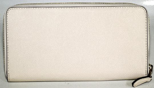 Coach Leather American Flag Accordion Zip Wallet F73608 Image 1