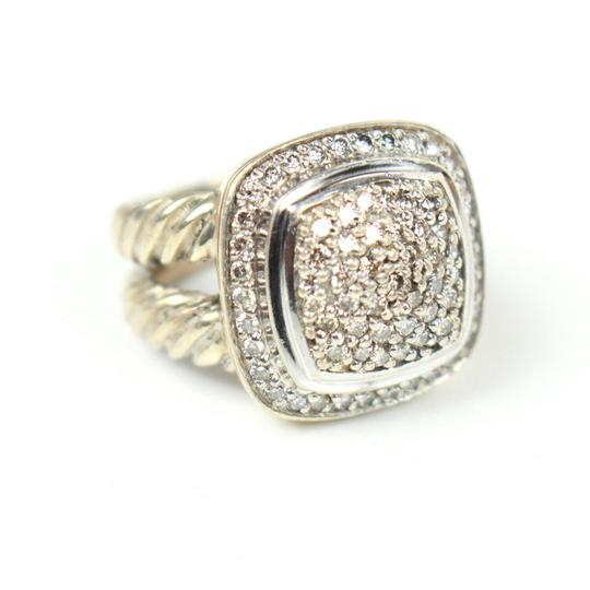 David Yurman Albion Petit Diamond Ring - Size 4 Image 10