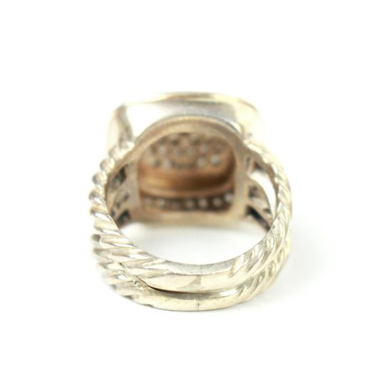 David Yurman Albion Petit Diamond Ring - Size 4 Image 2