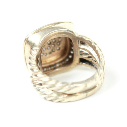 David Yurman Albion Petit Diamond Ring - Size 4 Image 6