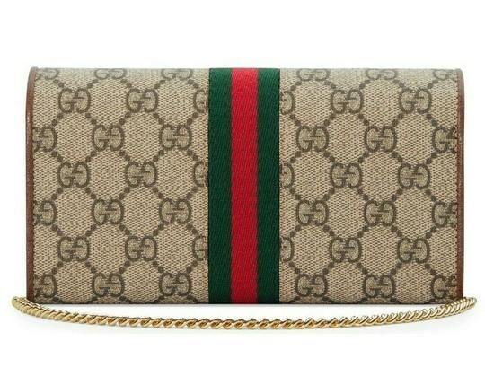 Gucci Wallet Ophidia Supreme Chain Cross Body Bag Image 1