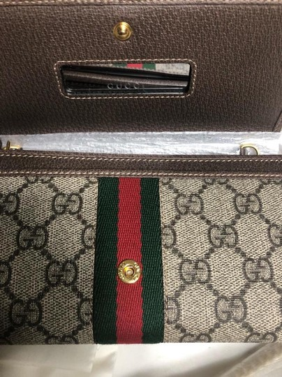 Gucci Wallet Ophidia Supreme Chain Cross Body Bag Image 9