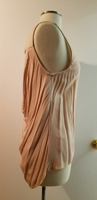 Ella Moss Sleeveless Pastel Open Back High-low Top pale pink Image 4