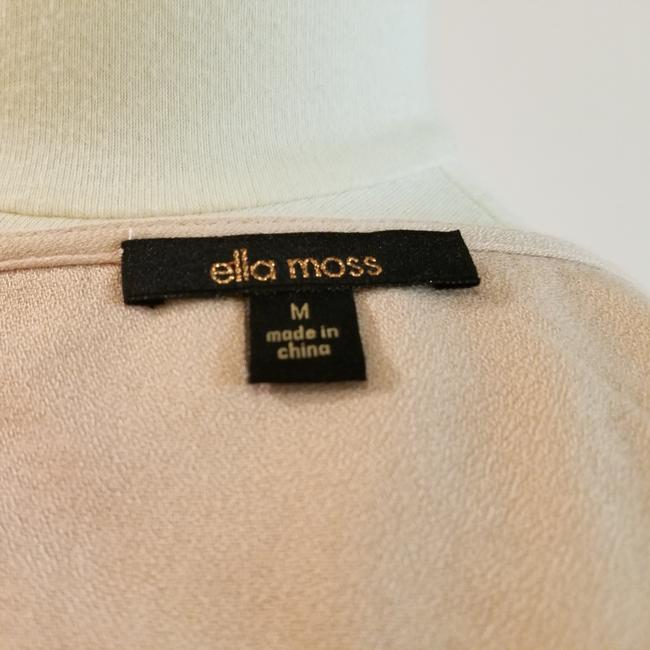 Ella Moss Sleeveless Pastel Open Back High-low Top pale pink Image 5