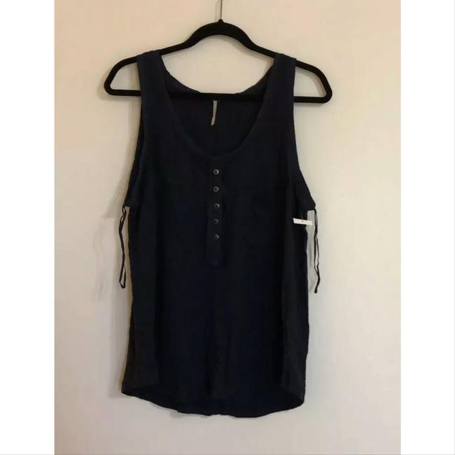 Preload https://img-static.tradesy.com/item/26334428/free-people-navy-tank-blouse-size-8-m-0-0-650-650.jpg