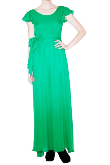 Preload https://img-static.tradesy.com/item/26334446/ani-lee-emerald-green-shari-long-night-out-dress-size-2-xs-0-0-650-650.jpg