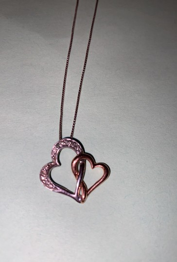 Unknown Two Heart Pendant Image 1