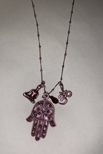 Unknown faith necklace