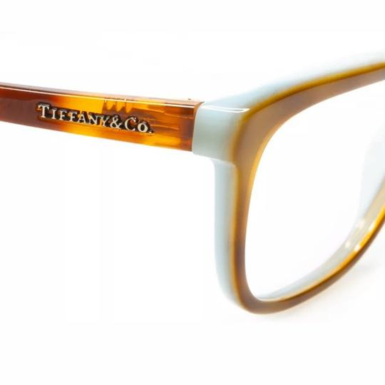 Tiffany & Co. TIFFANY & Co. ~Light Havana Eyeglasses Image 2