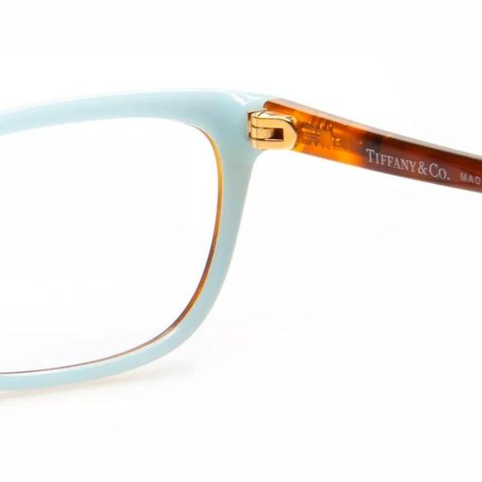 Tiffany & Co. TIFFANY & Co. ~Light Havana Eyeglasses Image 3