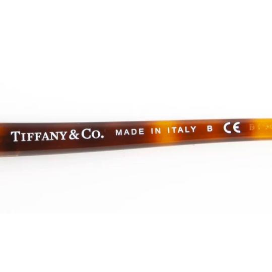 Tiffany & Co. TIFFANY & Co. ~Light Havana Eyeglasses Image 4