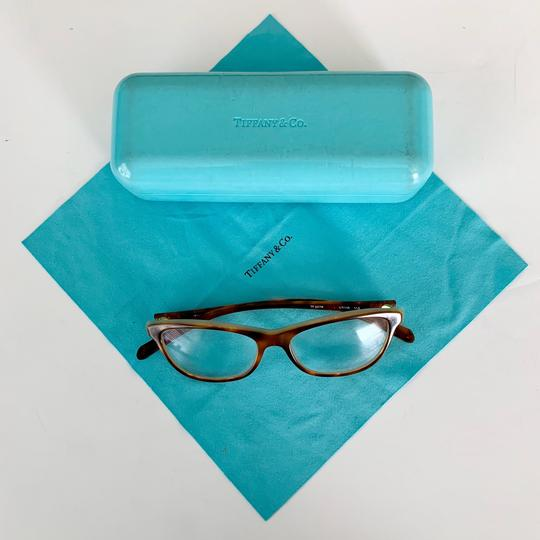 Tiffany & Co. TIFFANY & Co. ~Light Havana Eyeglasses Image 5